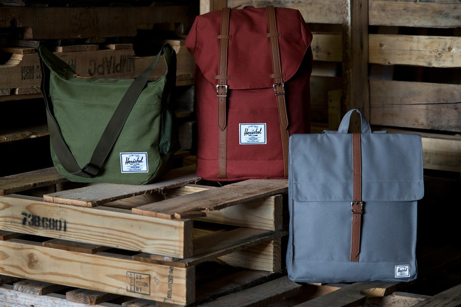 Image of Herschel Supply Co. 2013 Fall Classic Collection Preview