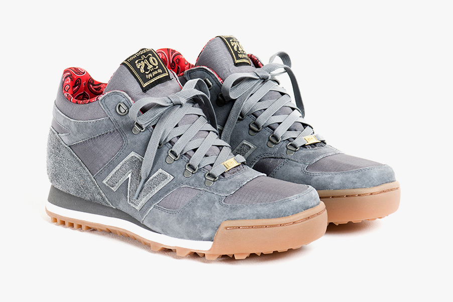 Image of Herschel Supply Co. x New Balance 2013 Fall Collection