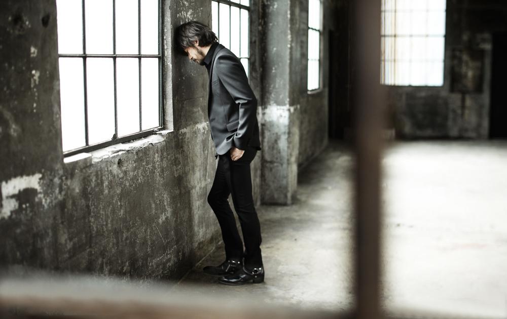 Image of Saint Laurent 2014 Fall/Winter Editorial featuring Tadanobu Asano