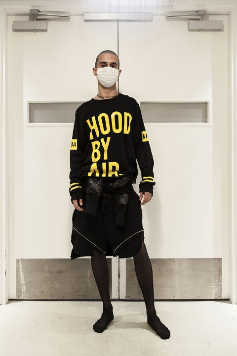 Image of Hood By Air 2013 Fall/Winter Collection