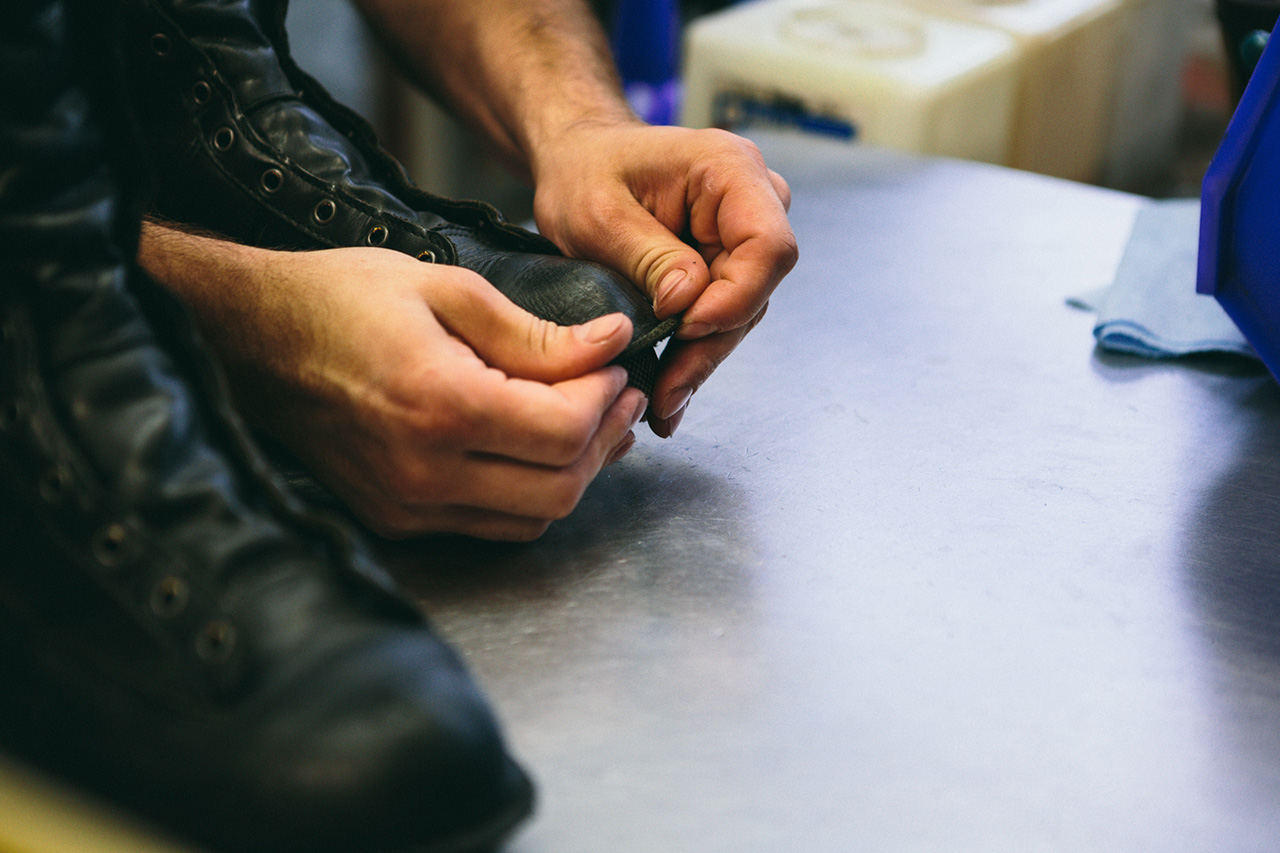 Image of HYPEBEAST Road Trips Portland: Danner Factory/Store