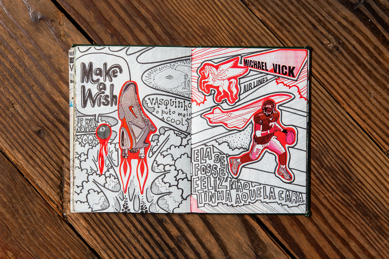 Image of HYPEBEAST Road Trips Portland: Pen & Paper with Nike's Jose Cabaco