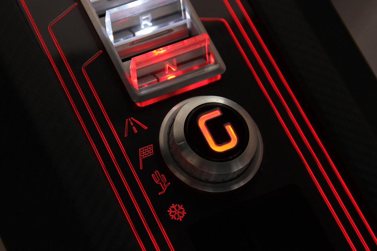 Image of Italdesign Giugiaro Parcour Concept
