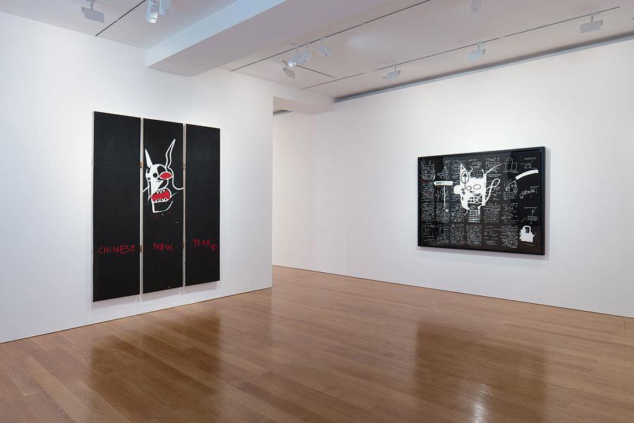 Image of Jean-Michel Basquiat @ Gagosian Hong Kong Recap