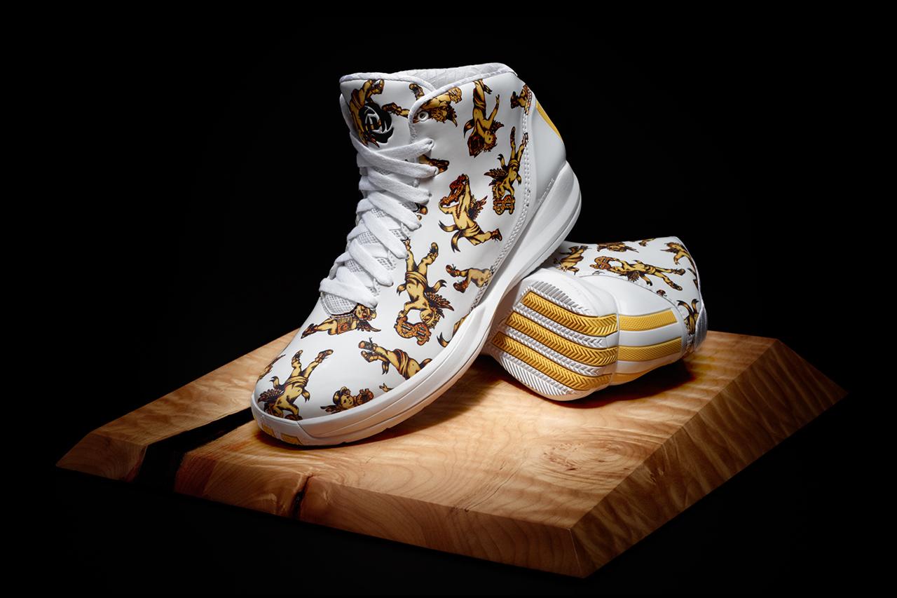 Image of Jeremy Scott x adidas D Rose 3.5