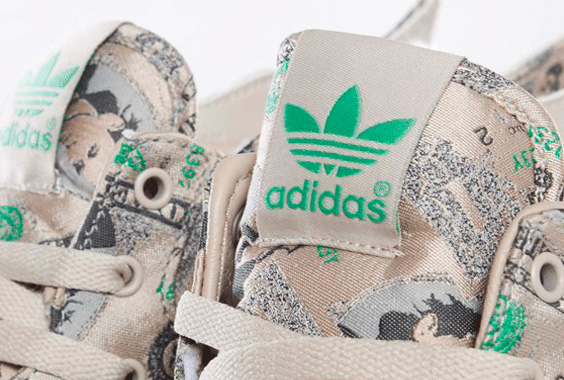 "Image of adidas Originals by Jeremy Scott JS Wings 2.0 ""Money"""