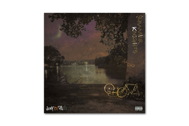 Image of Joey Bada$$ – Summer Knights (Mixtape)