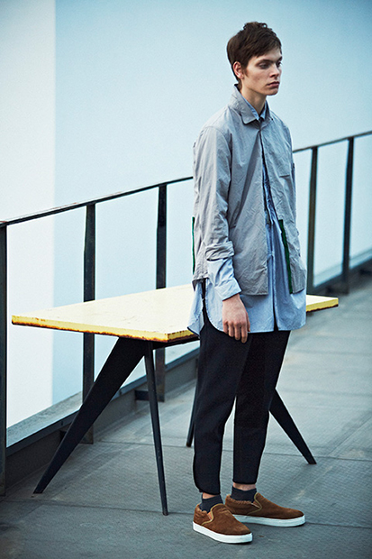 Image of JohnUNDERCOVER 2013 Fall/Winter Lookbook