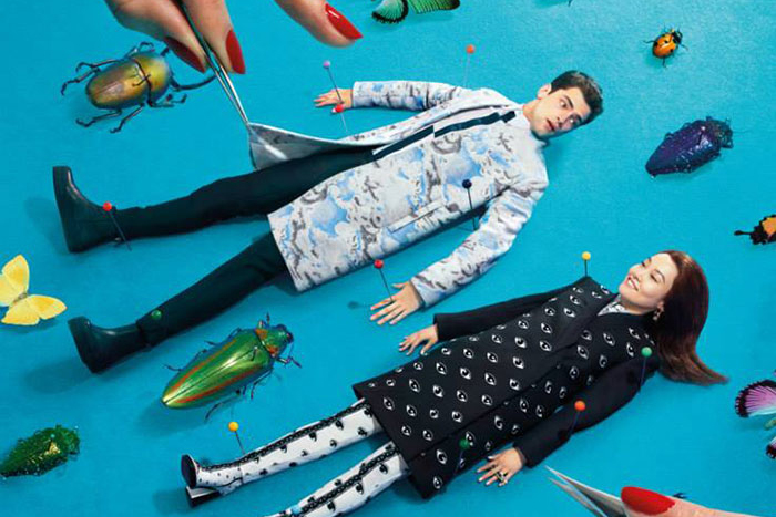 Image of Kenzo 2013 Fall/Winter Campaign by TOILETPAPER
