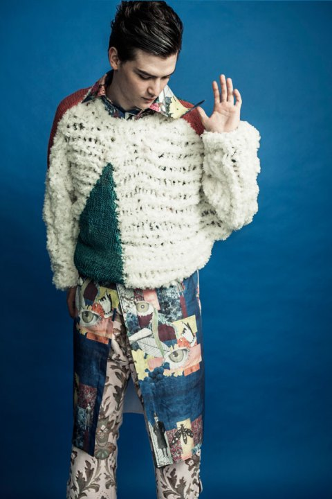 Image of kielo; 2013 Fall/Winter Lookbook