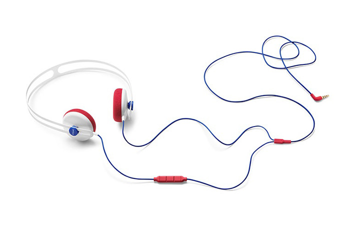Image of Kitsuné x AIAIAI Tracks Headphones