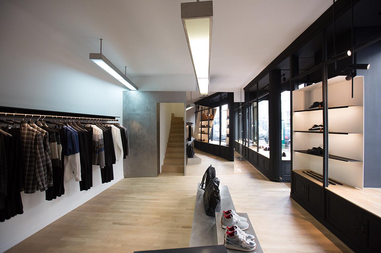Image of KRISVANASSCHE Paris Store Opening