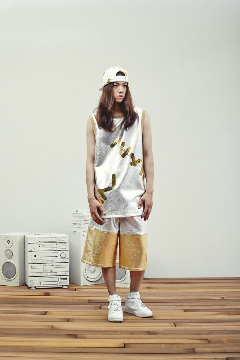 Image of KYE by Kathleen Kye 2014 Spring/Summer Collection