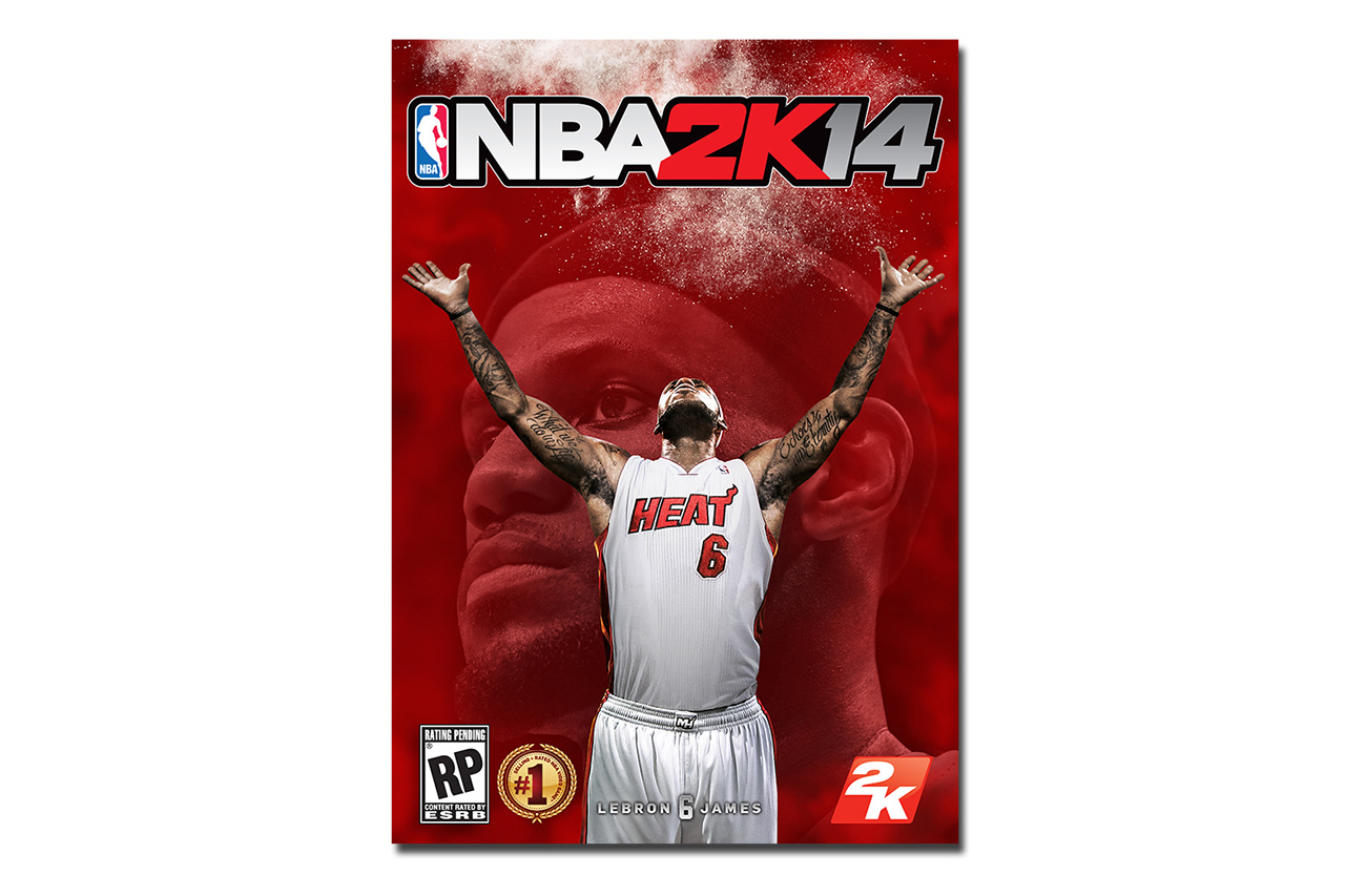 Image of Stream the LeBron James-Produced NBA 2K14 Soundtrack