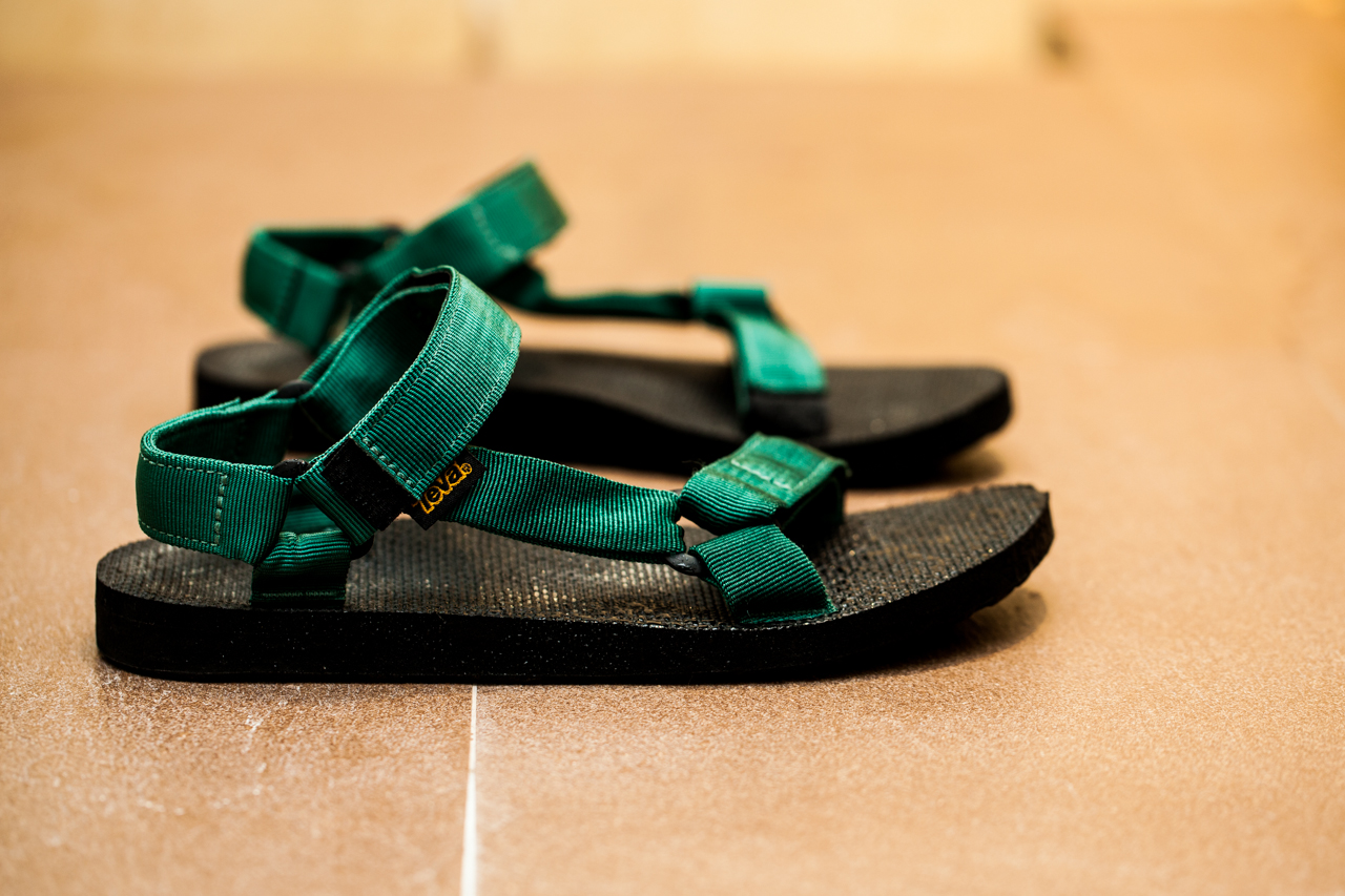 Image of Letting the Dogs Out - A Look at the Return of Sandals in Fashion