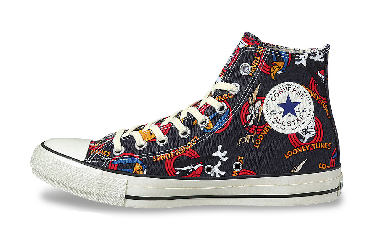Image of Looney Tunes x Converse All Star LT HI