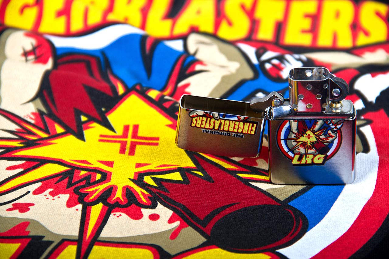 "Image of LRG ""The Original Finger Blasters"" Capsule"