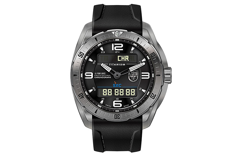 Image of Luminox SXC Space Collection Preview