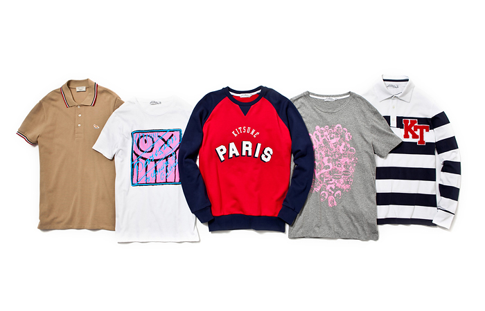 Image of Maison Kitsuné 2013 Fall New Releases