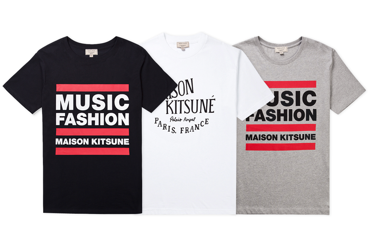 Image of Maison Kitsuné 2013 Fall/Winter New Arrivals