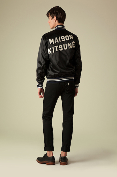 Image of Maison Kitsuné 2014 Spring/Summer Collection