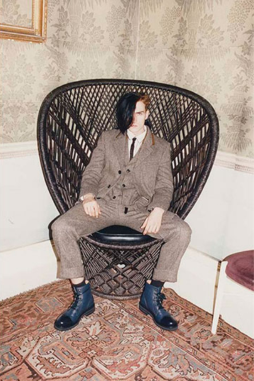 Image of Marc Jacobs 2013 Fall/Winter Campaign
