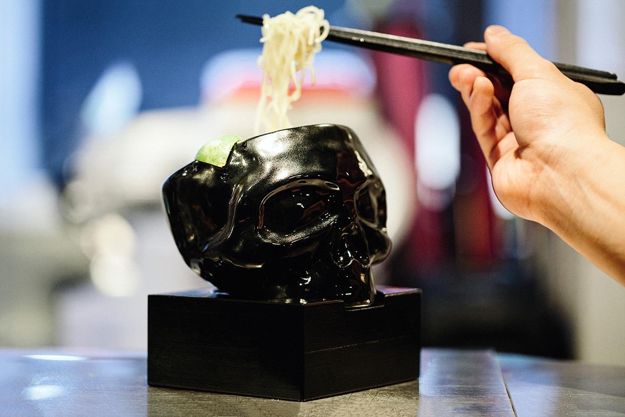 Image of mastermind JAPAN x HIDE-CHAN MASTERMIND RAMEN Hong Kong