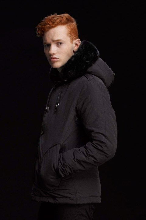"Image of mastermind JAPAN × NEIGHBORHOOD 2013 ""BLACK SENSE MARKET"" Jacket"