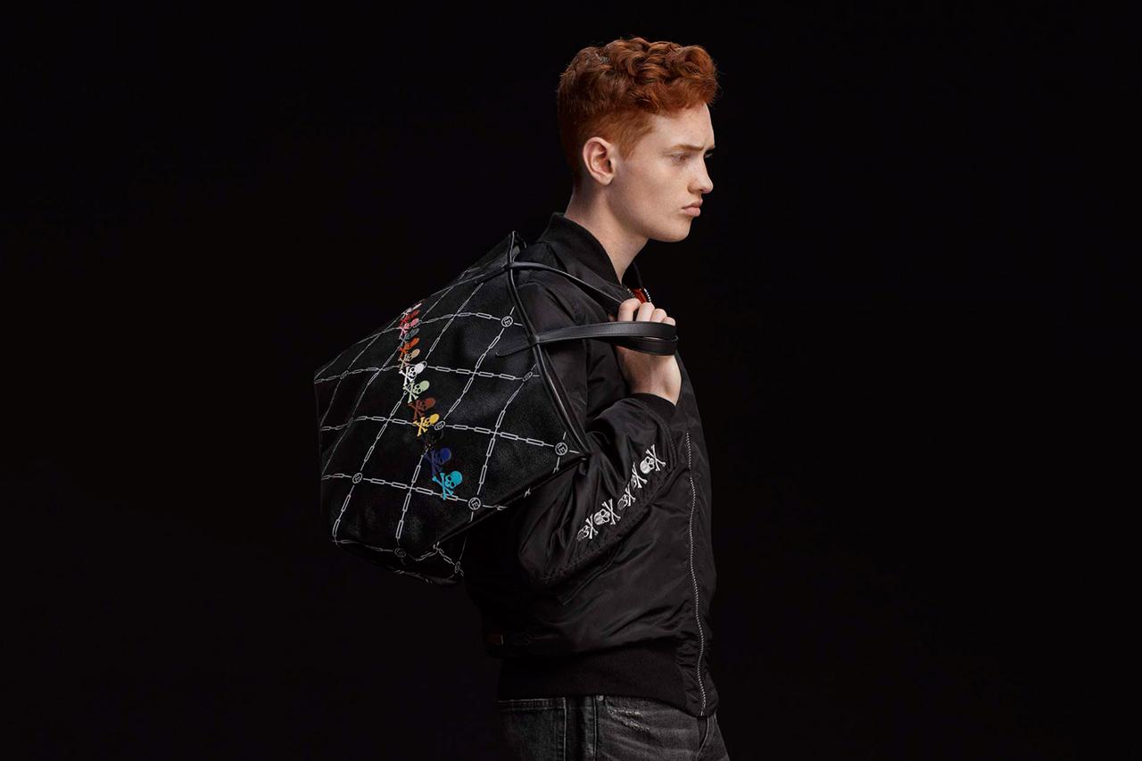 Image of mastermind JAPAN x uniform experiment 2013 BLACK SENSE MARKET Tote Bag
