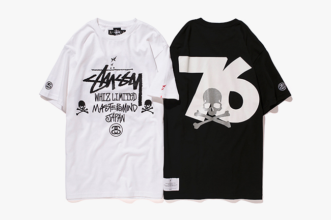Image of mastermind JAPAN x WHIZ LIMITED x Stussy 2013 Collection