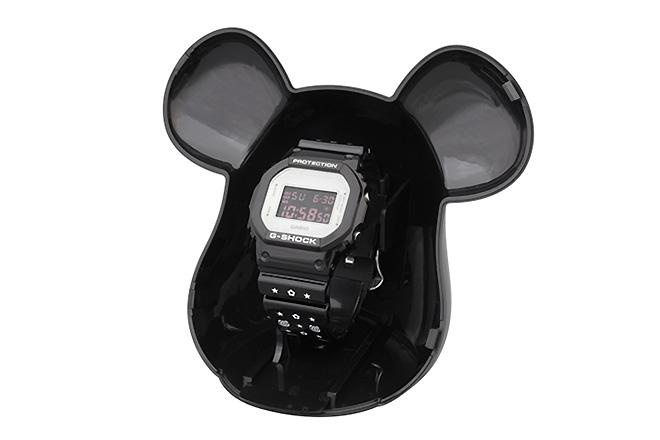 Image of Medicom Toy x Casio G-Shock DW-5600MT-1JR