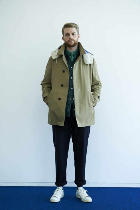 "Image of nanamica 2013 Fall/Winter ""One Ocean, All Lands"" Lookbook"