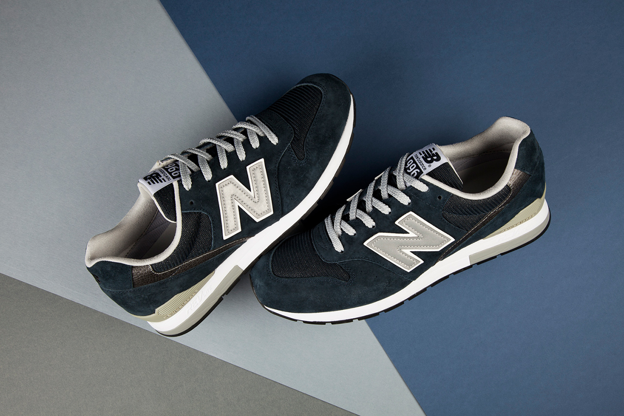 Image of New Balance 2013 Fall M996 Revlite Collection