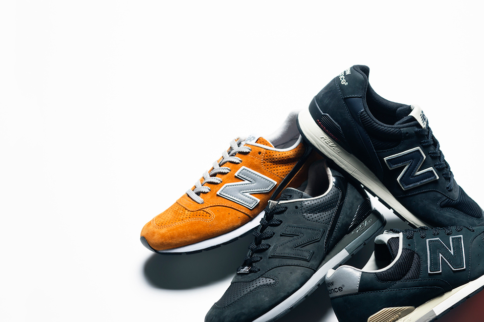 Image of New Balance MRL996 25th Anniversary Special Edition Collection Preview