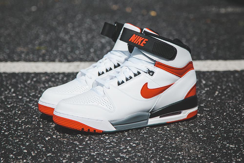Image of Nike 2013 Summer Air Revolution White/University Red