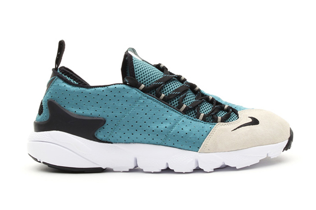 """Image of Nike Air Footscape Motion """"Mineral Teal"""""""