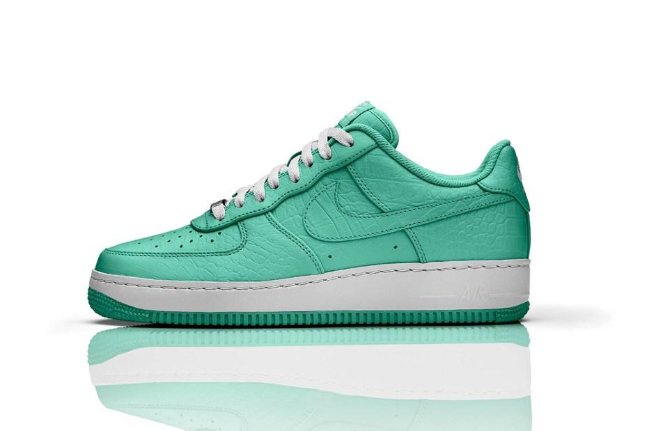 "Image of Nike Air Force 1 iD ""Crocodile"""