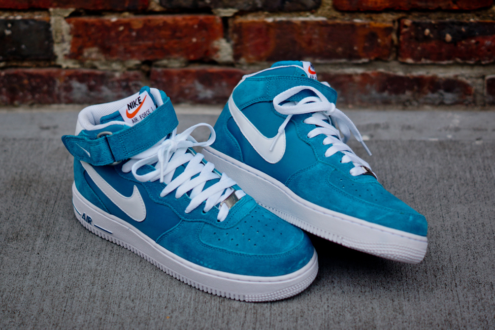 "Image of Nike Air Force 1 Mid ""Blazer"" Pack"