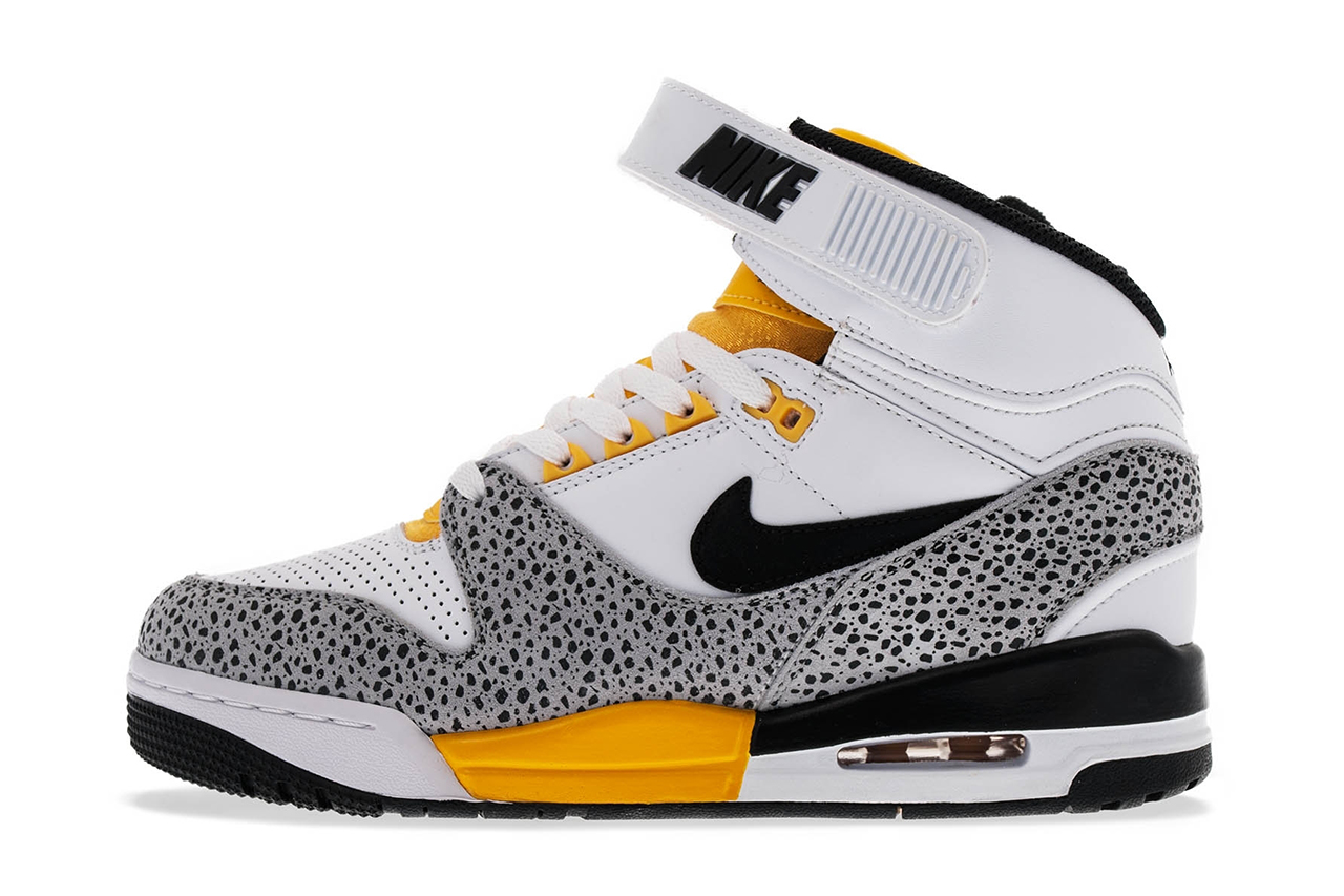 Image of Nike Air Revolution White/Black-Wolf Grey-University Gold