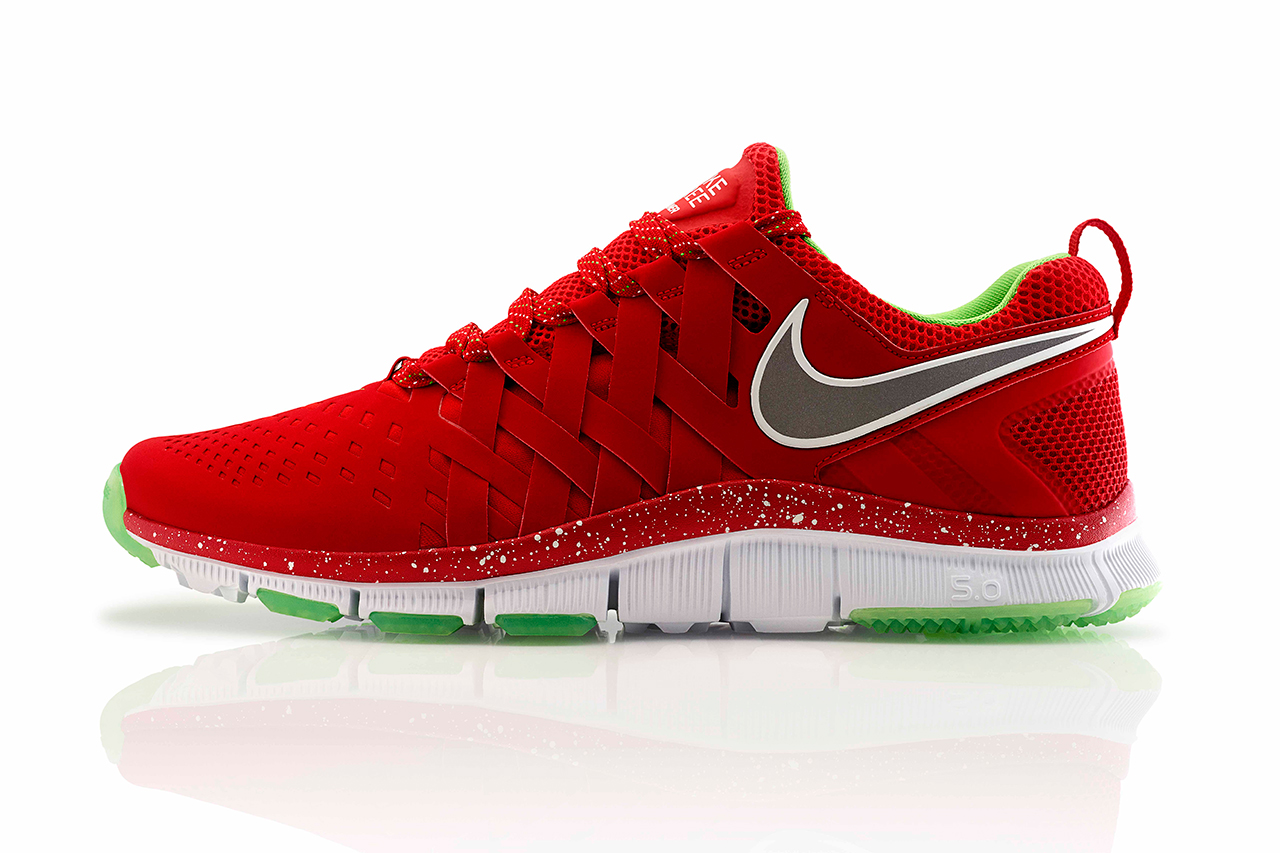 "Image of Nike Baseball 2013 ""Red Apple"" and ""Bright Lights, Big City"" Collections"