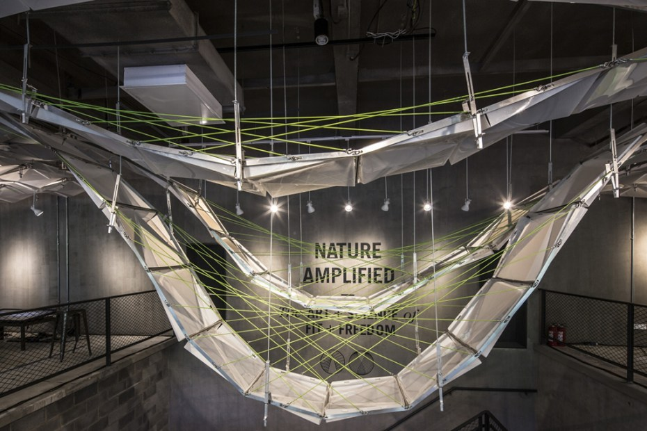 Image of Nike Celebrates #NatureAmplified at X158