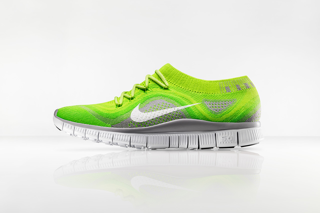 Image of Nike Free Flyknit