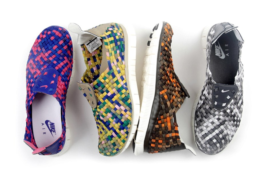 Image of Nike Free Woven 4.0