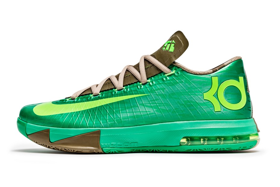 "Image of A Look at the Nike KD VI ""Bamboo"" Shanghai Launch"