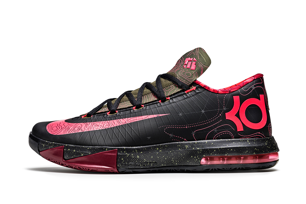 "Image of Nike KD VI ""Meteorology"""