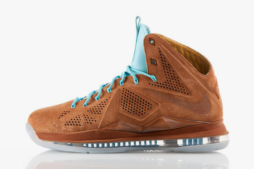 "Image of Nike LeBron X EXT ""Hazelnut"""