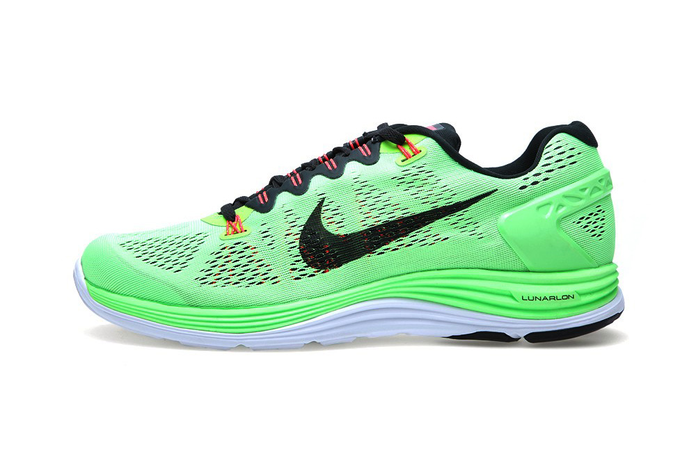 "Image of Nike LunarGlide+ 5 ""Flash Lime"""