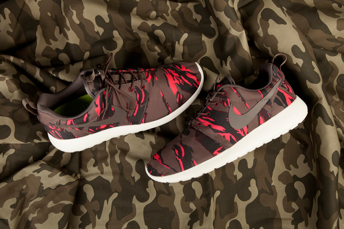 "Image of Nike Roshe Run GPX ""Petra Brown Tiger Camo"""