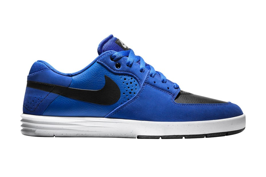 Image of Nike SB Paul Rodriguez 7 Game Royal/Black-White