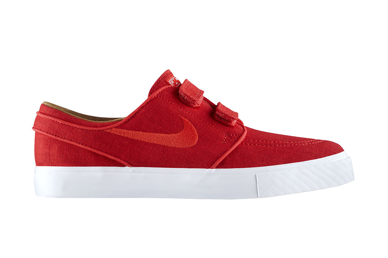 "Image of Nike SB Stefan Janoski AC RS ""University Red"""